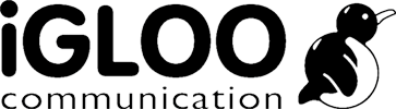 Logo de l'agence iGLOO Communication